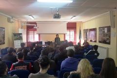 Isis Filangieri in visita a Melagrana
