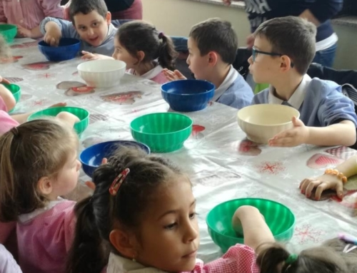 Fattorie Aperte: Fattoria Sociale Melagrana aderisce. Presenti gli alunni del Da Vinci di Dugenta